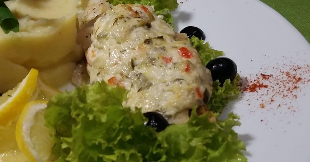 File ryby zapechennoe s sousom tartar file hekasous tartar solspetsii Kartofe e1548444443150 1200x626 - Филе рыбы под соусом тартар с овощами
