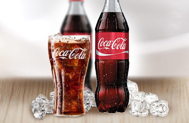 "Koka Kola - Напиток газированный ""Coca-Cola"""