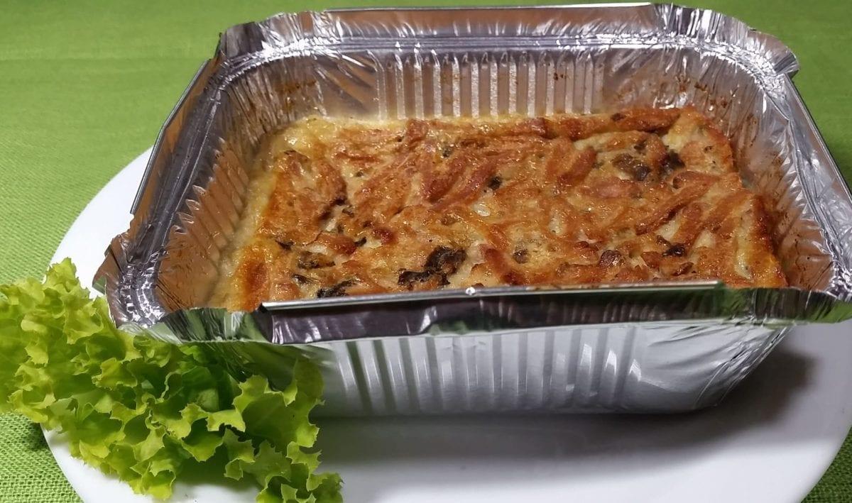 Omlet s vetchinoj i gribami yajtsomolokosolspetsiivetchina shampinony e1547463951673 1200x709 - Омлет с ветчиной и грибами
