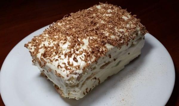 Pirozhnoe biskvitnoe s kremom e1547368167564 600x356 - Пирожное бисквитное с кремом