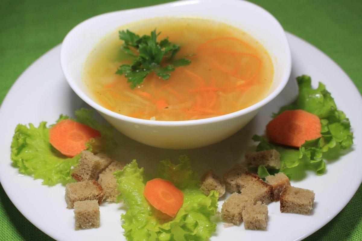 SHHi iz kvashenoj kapusty s myasom 1200x800 - Суп овощной