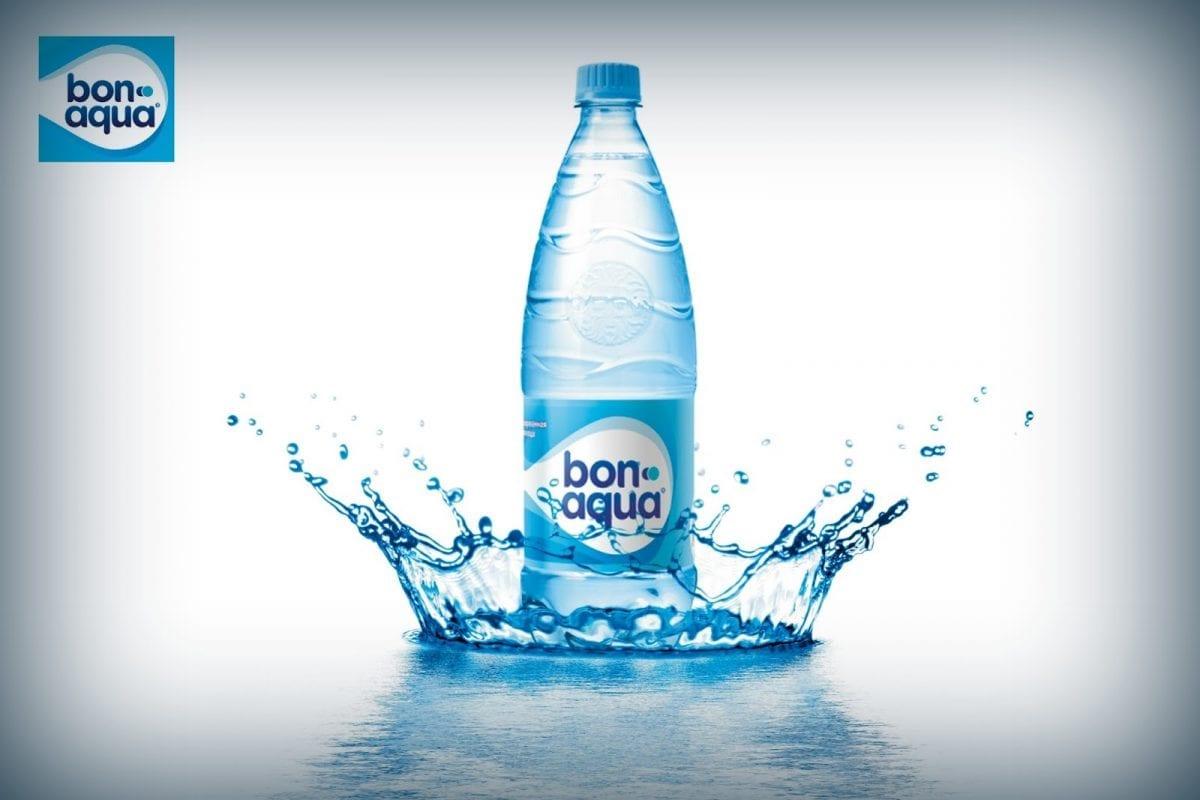 """Voda pitevaya Bonaqua bonakva 1200x800 - Вода питьевая """"Bonaqua"""" (среднегазированная)"""