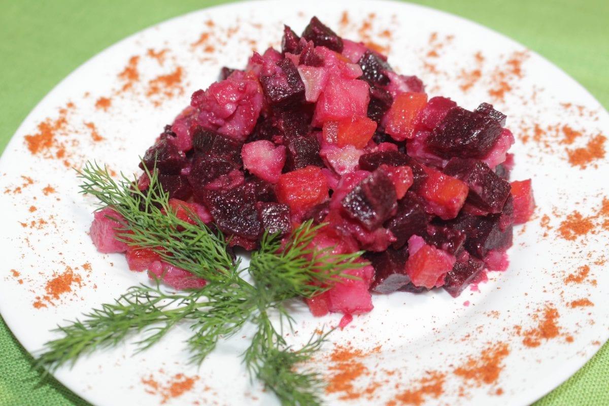 Salat Nesvizhskij  1200x800 - Винегрет