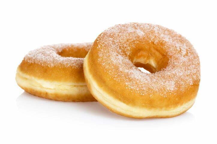Ponchik s saharom - Пончик с сахаром