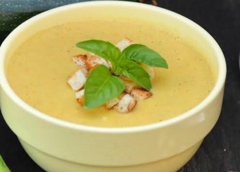 Sup pyure iz ovoshhej - Суп-пюре из овощей