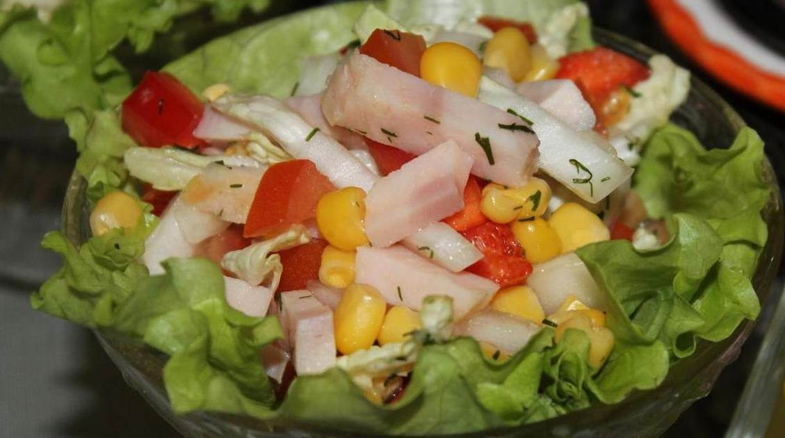 "Salat Verona - Салат ""Верона"""
