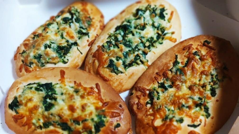 1622646722788 - Лепёшка с сыром и зеленью